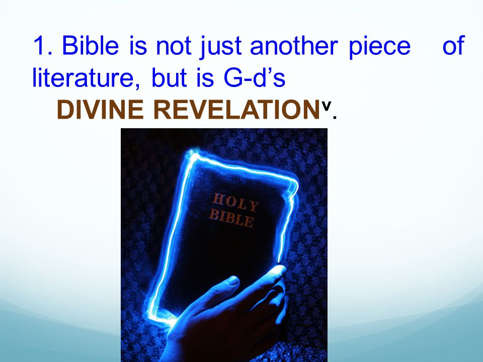 B. Catholics read the Bible to learn about God and find religious/spiritual truth.