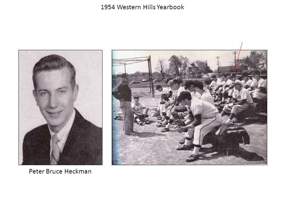 Peter Bruce Heckman