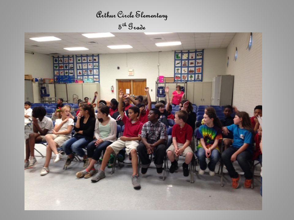 Arthur Circle Elementary 5 th Grade