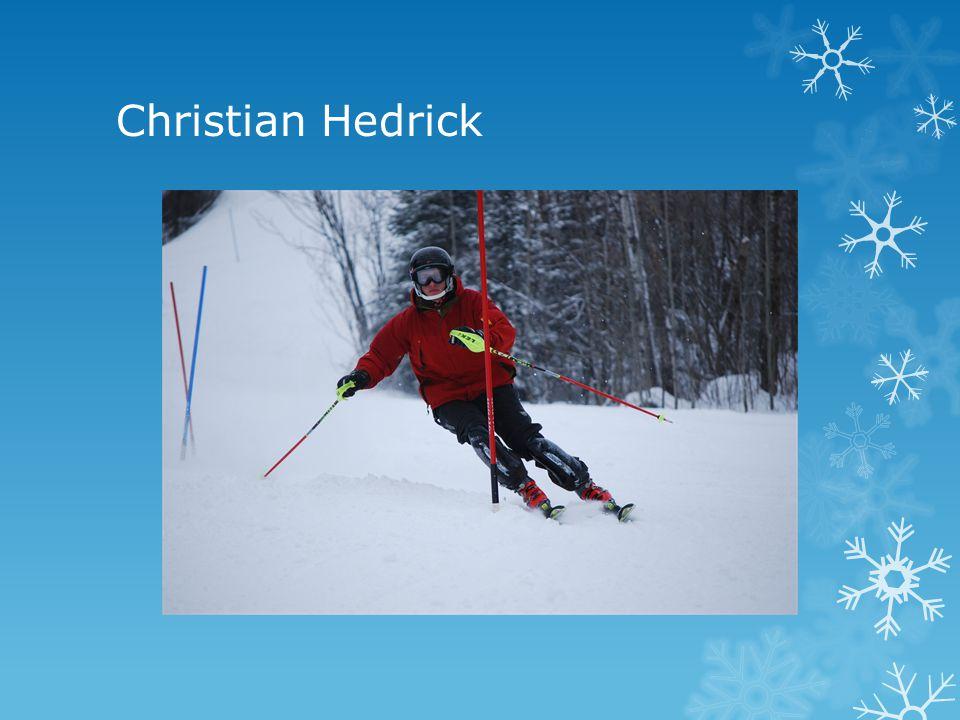 Christian Hedrick