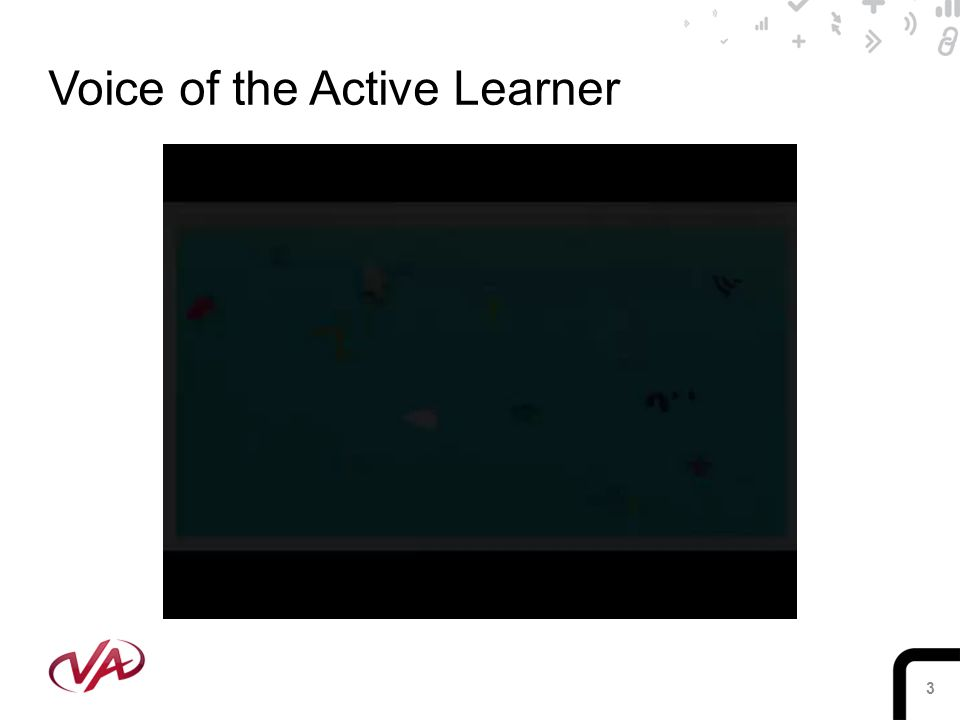 3 Voice of the Active Learner
