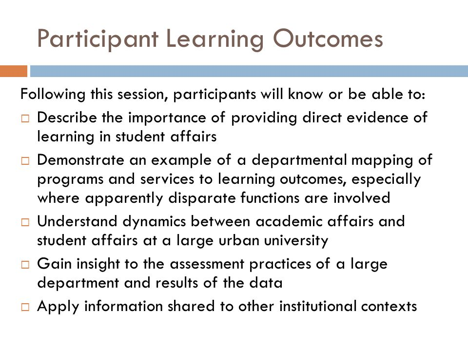 OSI Assessment Expectations Choose projects that are manageable and represent likely opportunities for critical learning and improvement