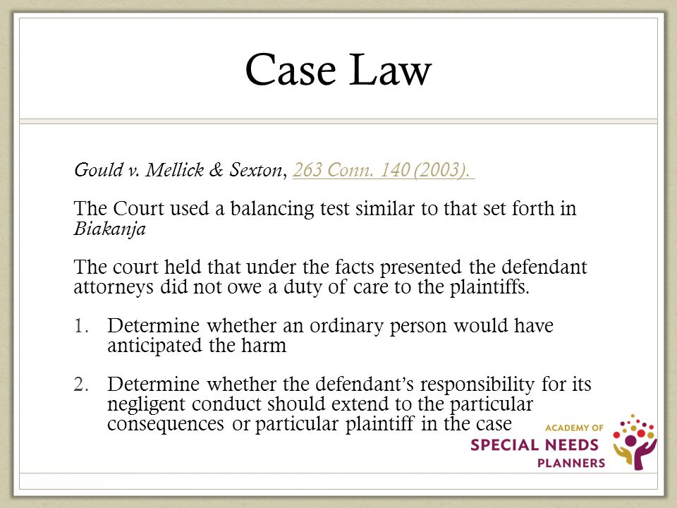 Case Law JP Morgan Chase v.