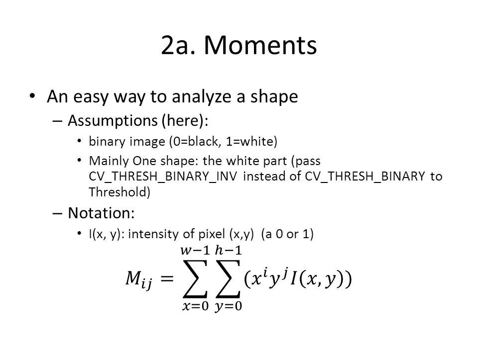 2a. Moments