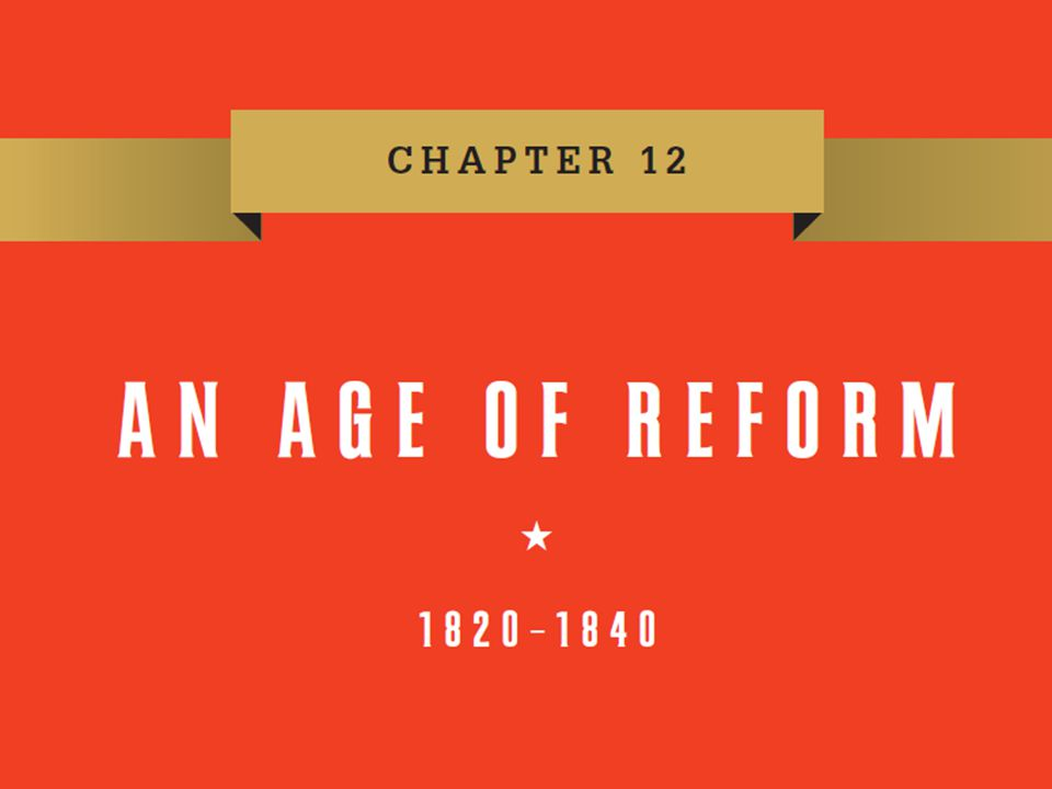 The Reform Impulse: Religion and temperance Religion and Reform The Temperance Movement