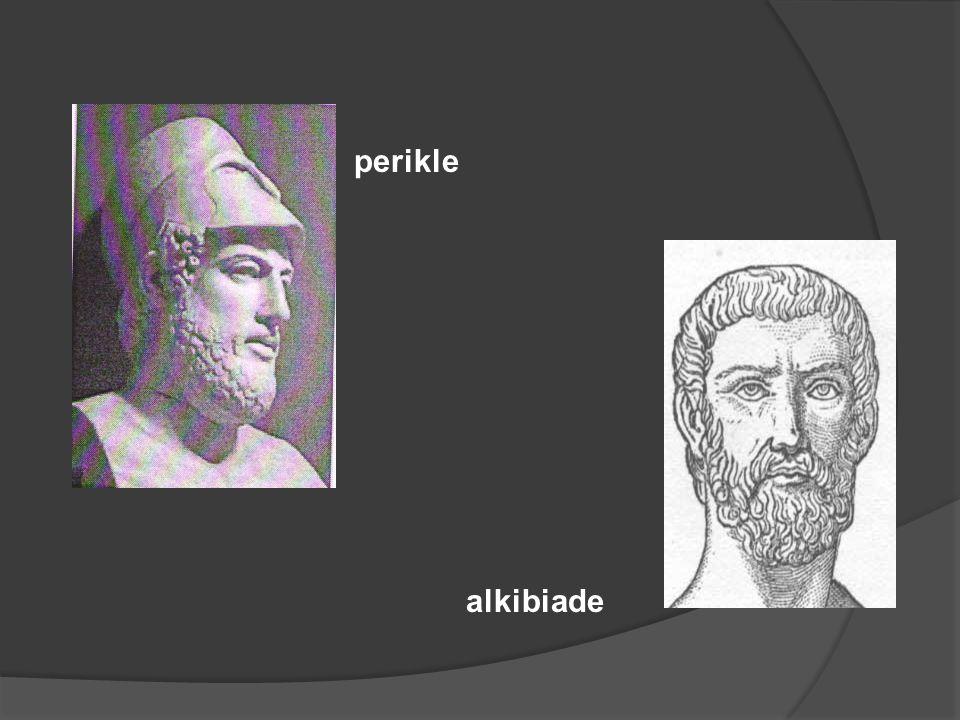 perikle alkibiade
