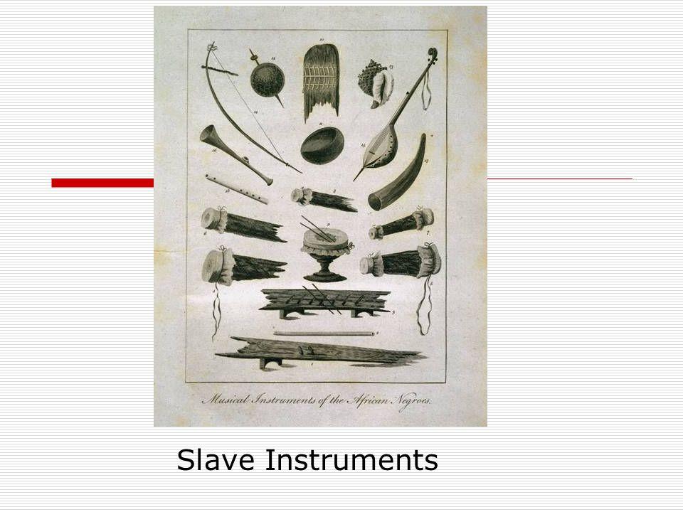 Slave Instruments