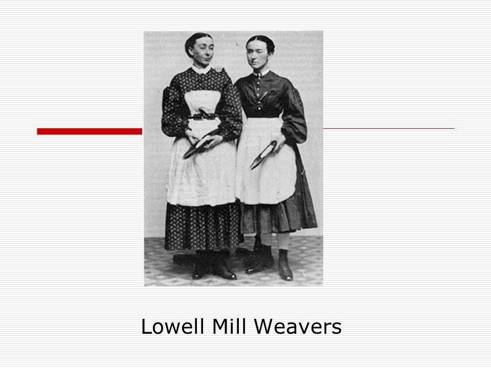 Lowell Mill Weavers