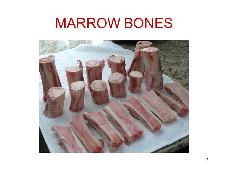 MARROW BONES 3