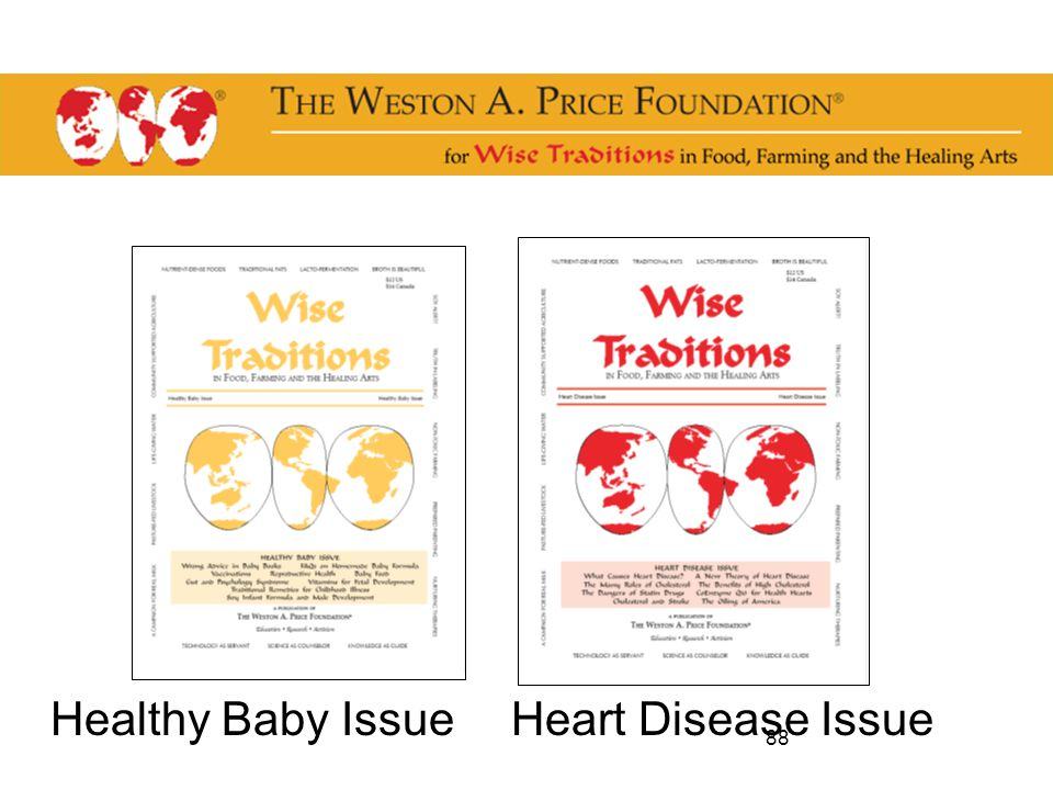 88 Healthy Baby IssueHeart Disease Issue