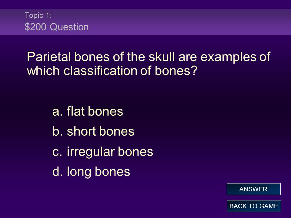 Topic 5: $200 Answer Structurally, epiphyseal cartilages are known as _________.