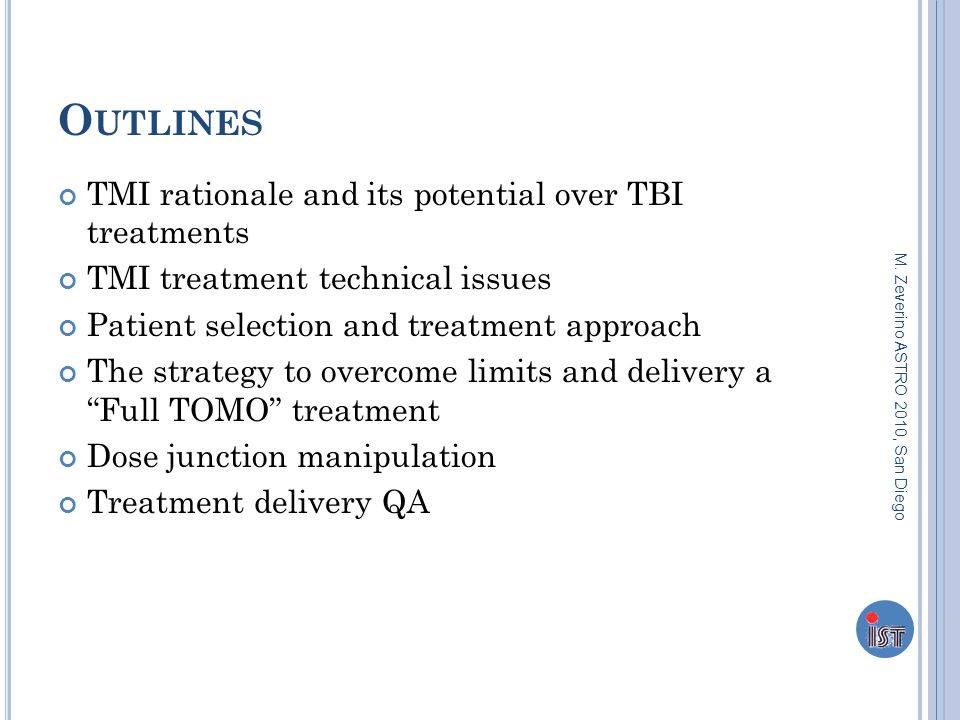 J UNCTION D OSE H OMOGENEITY : T OMO VS L INAC TOMO – Linac junction (5 mm GAP) - 28% Dmin +3% Dmax M.