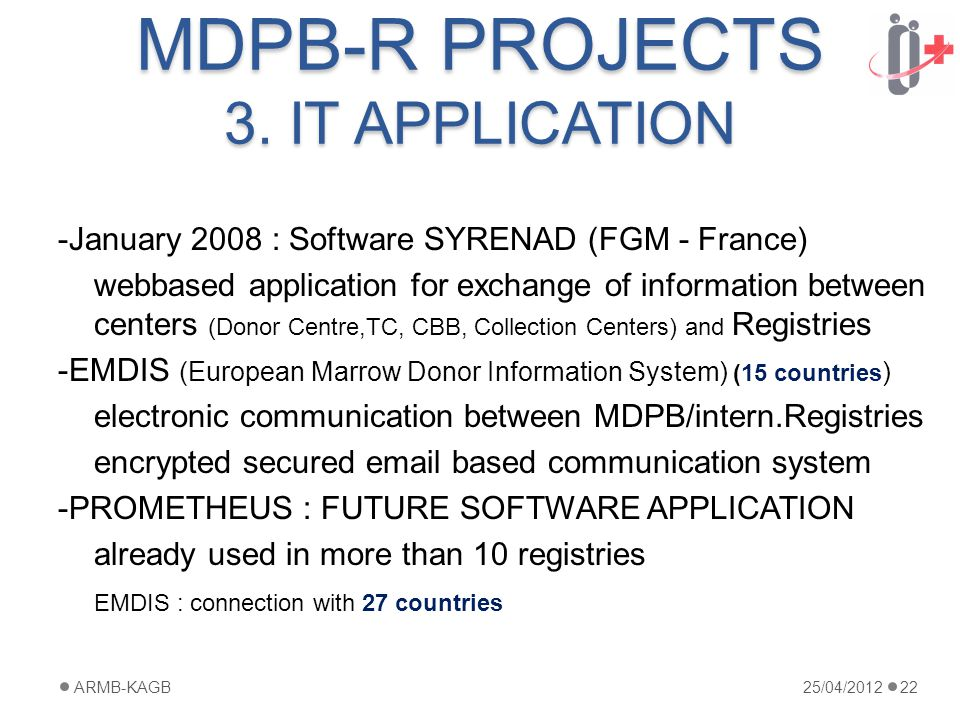 MDPB-R PROJECTS 3.