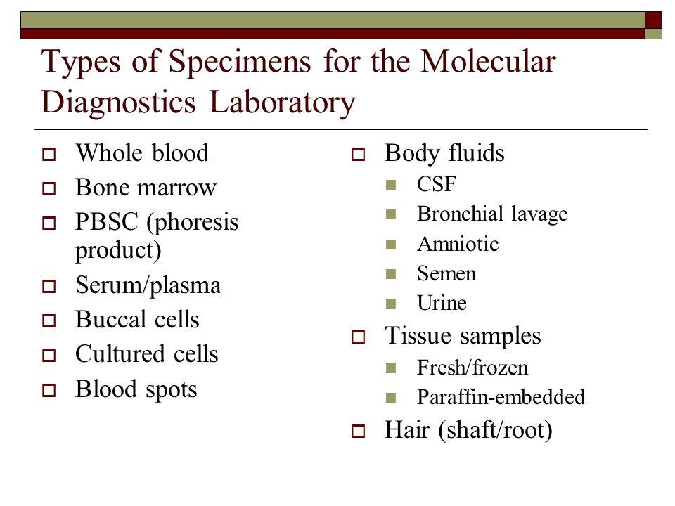 Nucleic Acid Preparation Application.