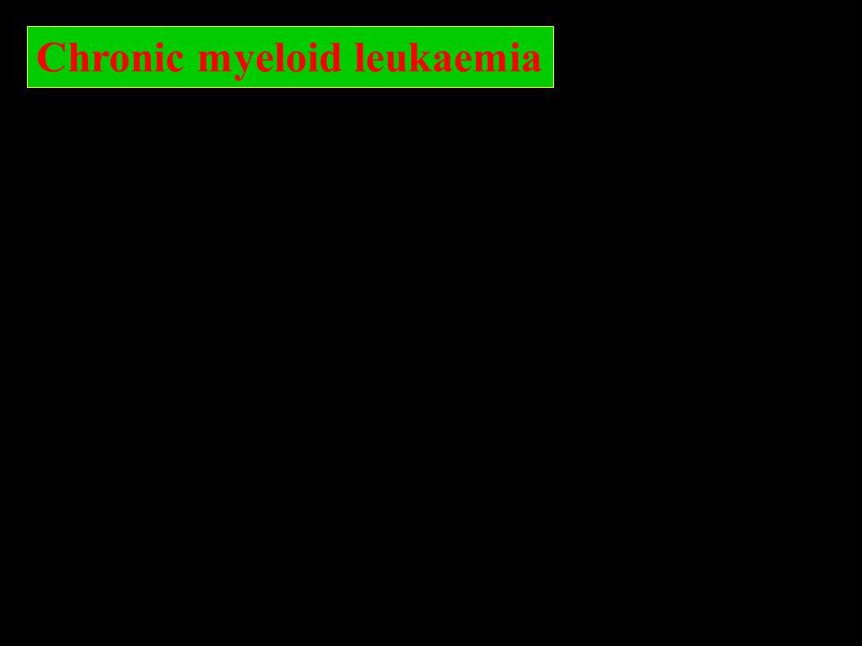Chronic myeloid leukaemia