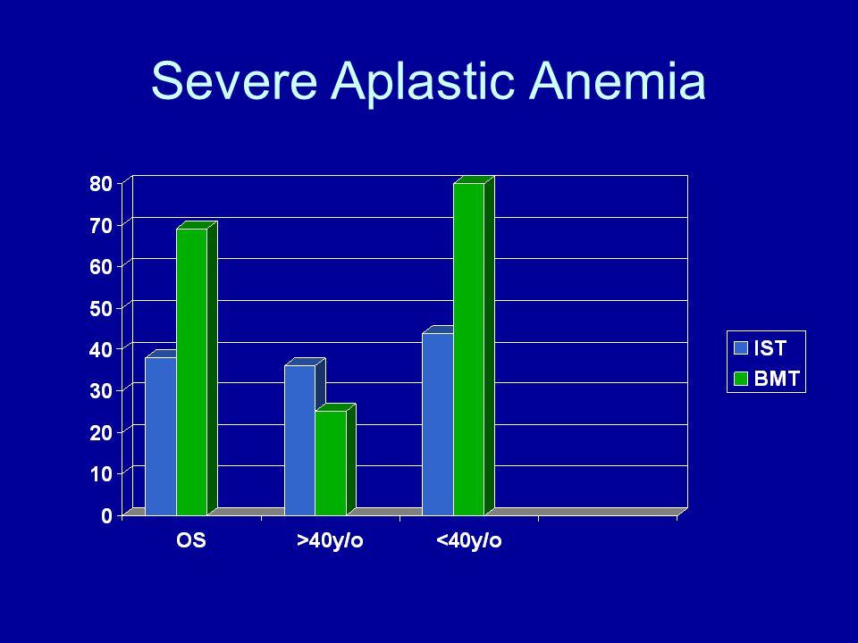 Severe Aplastic Anemia