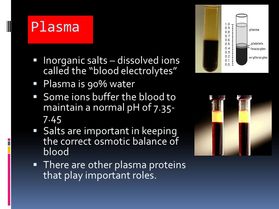 Blood Components: Cells  Erythrocytes  Red Blood Cells (RBC)  O 2 & CO 2 transport  White Blood Cells (WBC)  Immune defense  Phagocytosis  Platelets: clotting  Liquid part- plasma