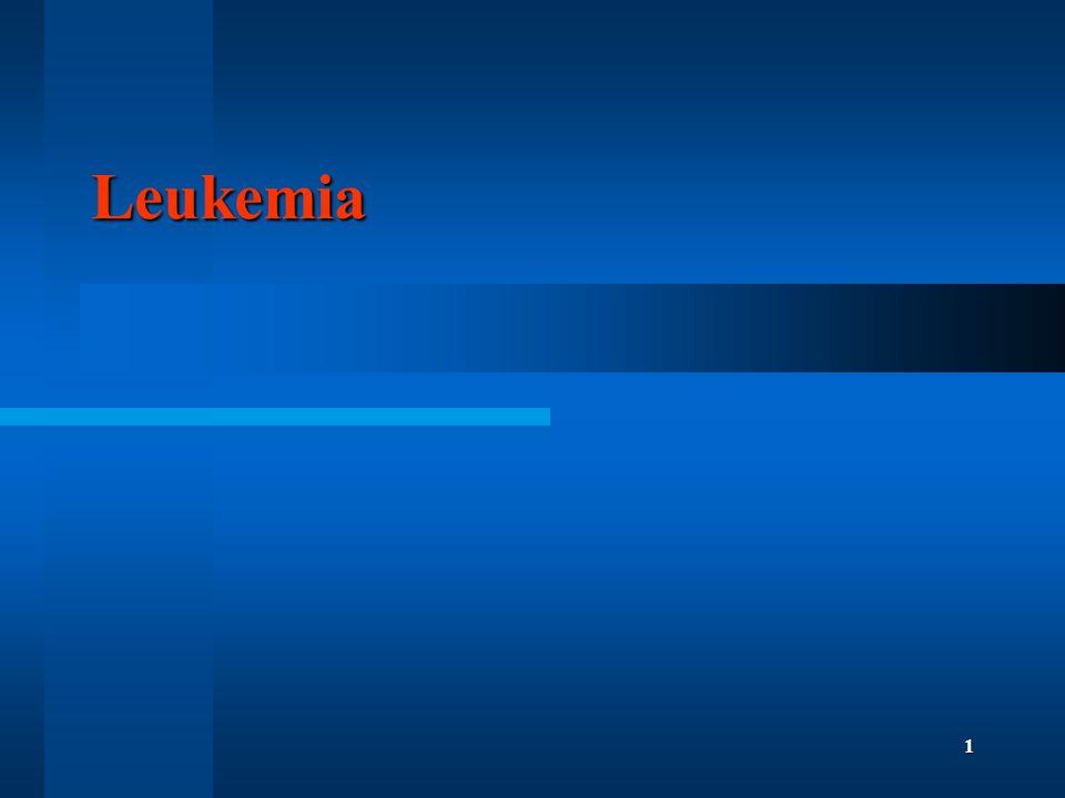 1 Leukemia