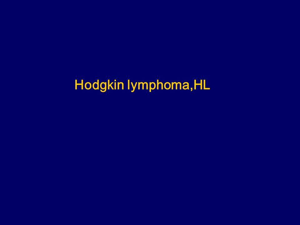 Hodgkin lymphoma,HL