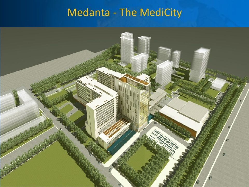 Medanta - The MediCity