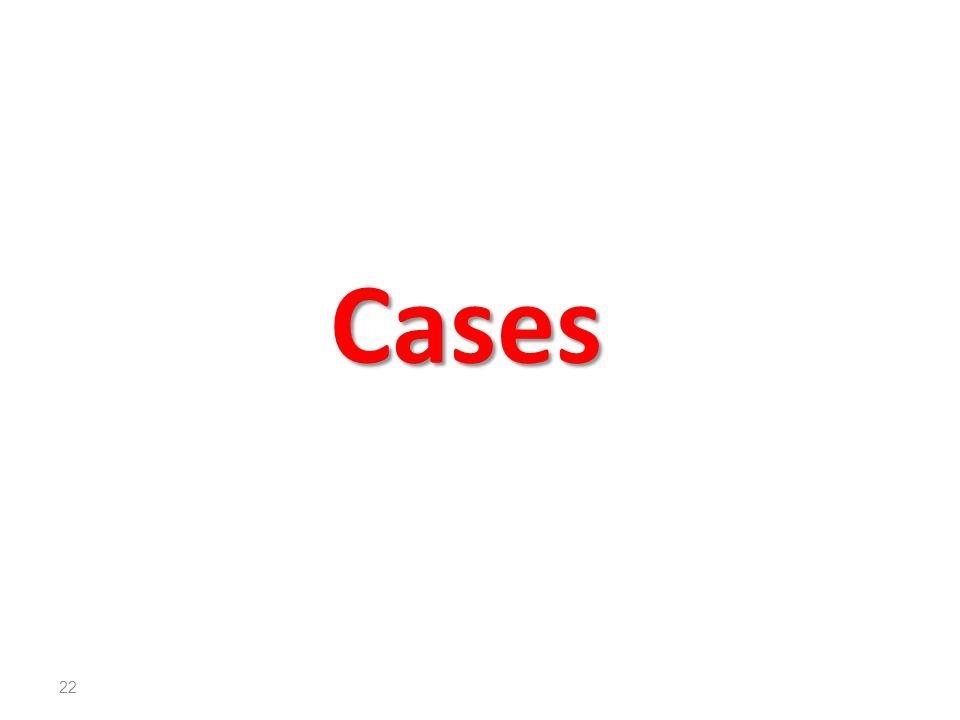 Cases 22