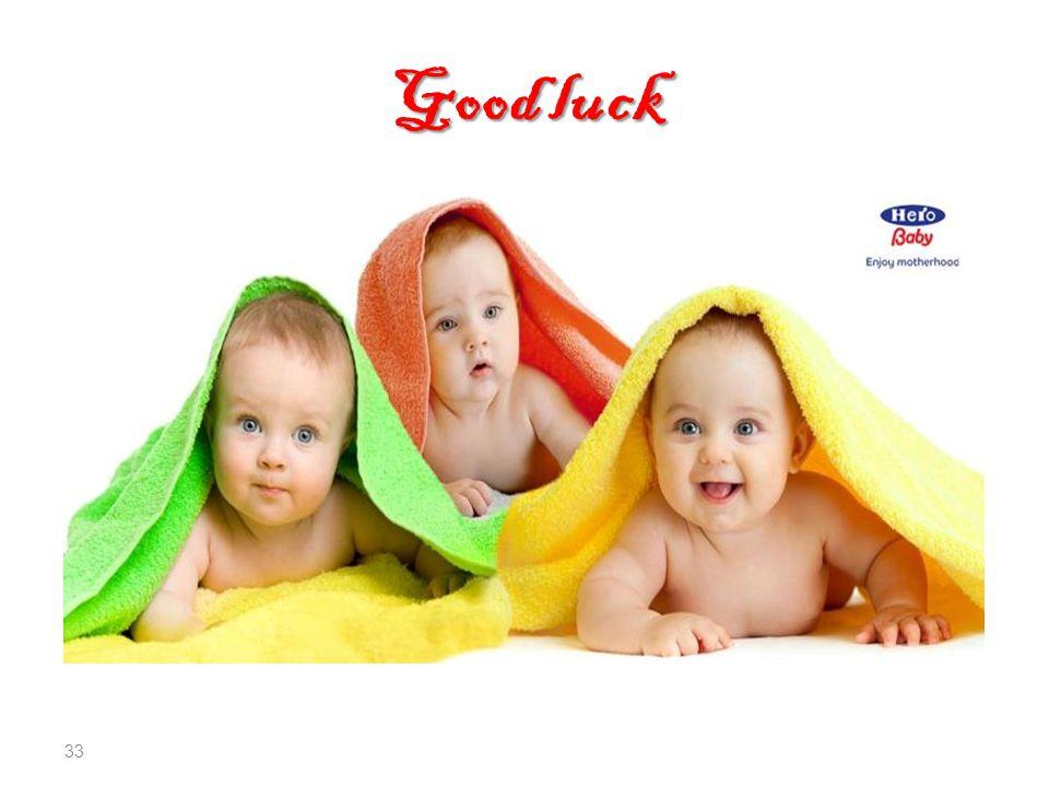 Good luck 33