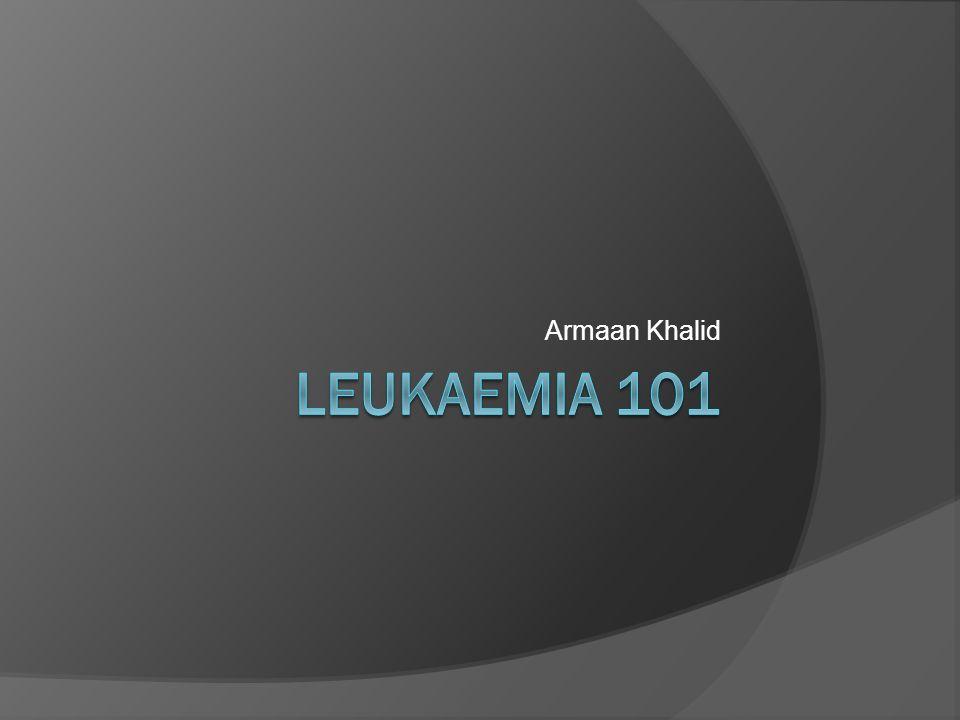 What is Leukaemia.