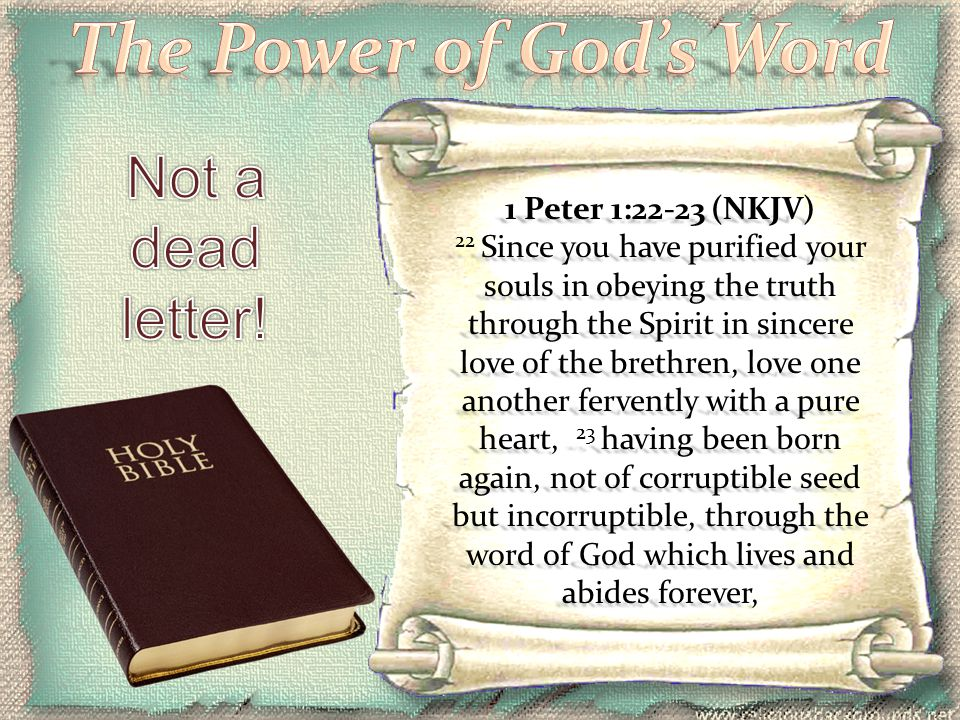  World's made – Gen.1; Ps. 33:6; Heb. 11:3;  All things upheld – Heb.