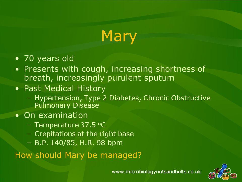 www.microbiologynutsandbolts.co.uk How to interpret a wound swab result.