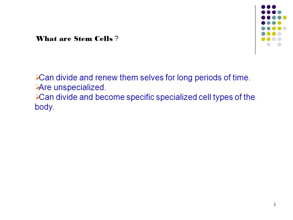 34  Plate the cells in culture plate with 3ml media in each plate