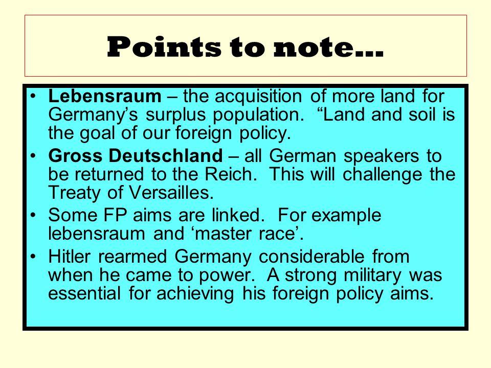 Task.Imagine you are Adolf Hitler.