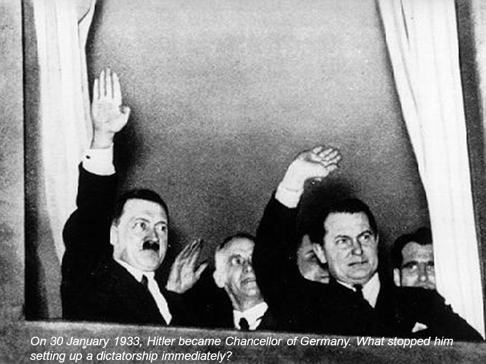Death of Hindenburg, 2 August 1934