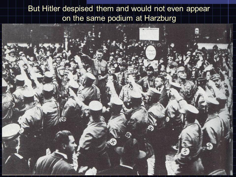 Reichstag delegates hail their Leader, 30 January 1934