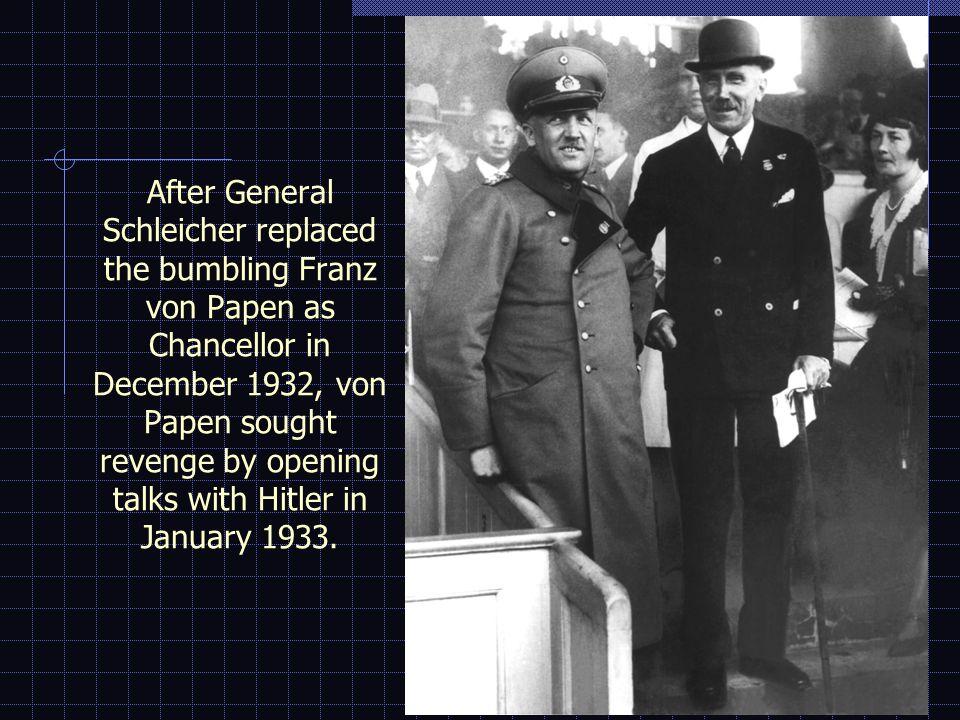 Hitler and his cabinet attend Die Meistersinger von Nuernberg at the Berlin State Opera