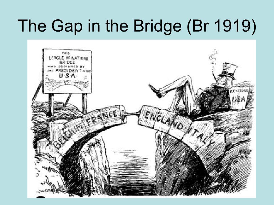 The Gap in the Bridge (Br 1919)