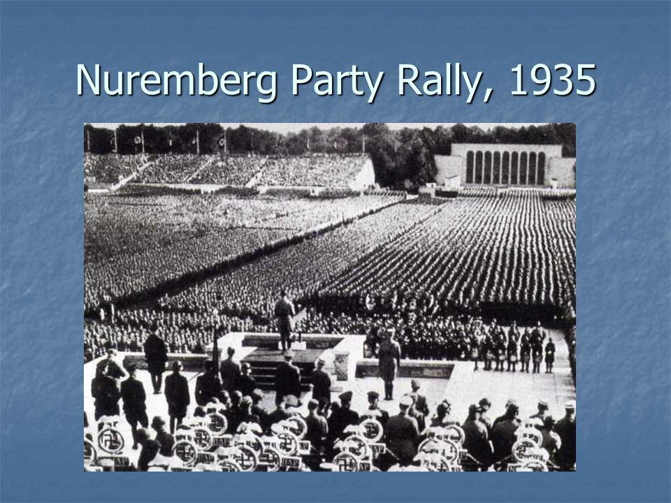 Nuremberg Party Rally, 1935