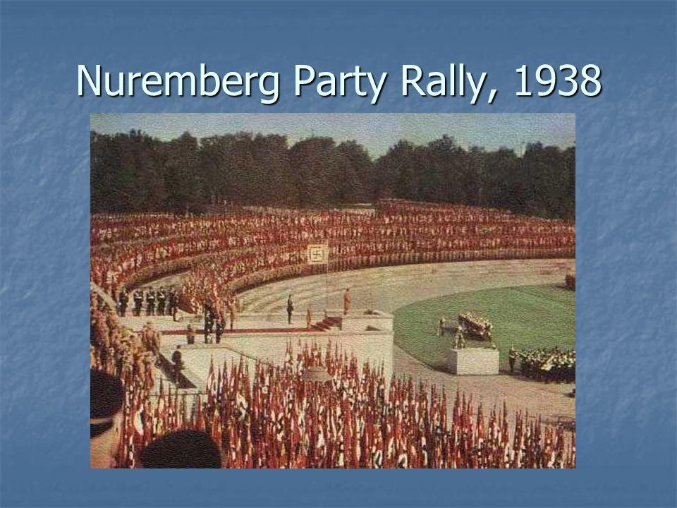 Nuremberg Party Rally, 1938