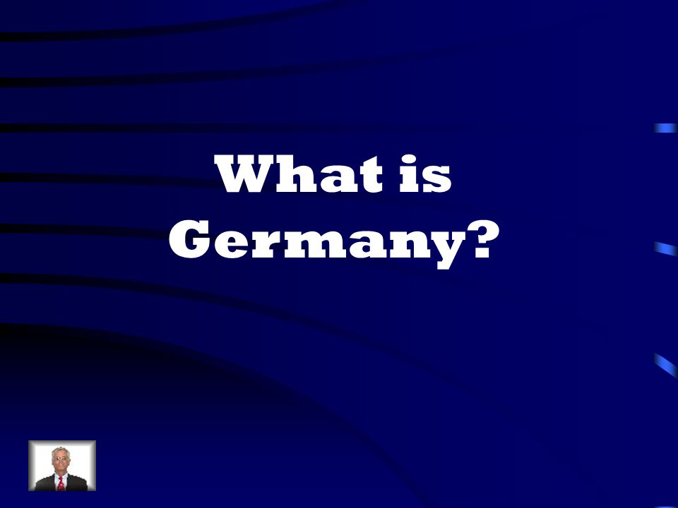 What is Germany