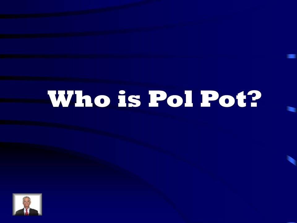 Who is Pol Pot