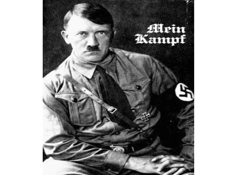 PART 1 I. The Rise of Hitler A. Background –1. Born in Austria –2. H.S. dropout –3. Failed art school entrance exam –4. lived on charity –5. WWI--join