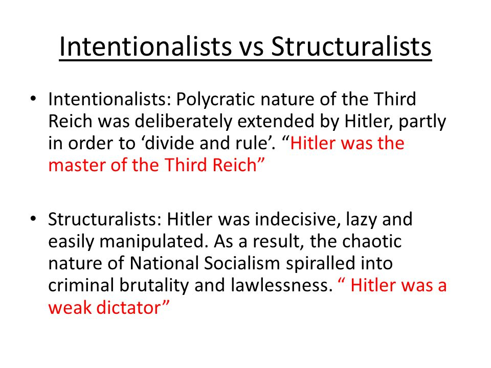 How did the Holocaust happen.