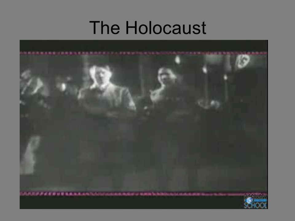 The Holocaust