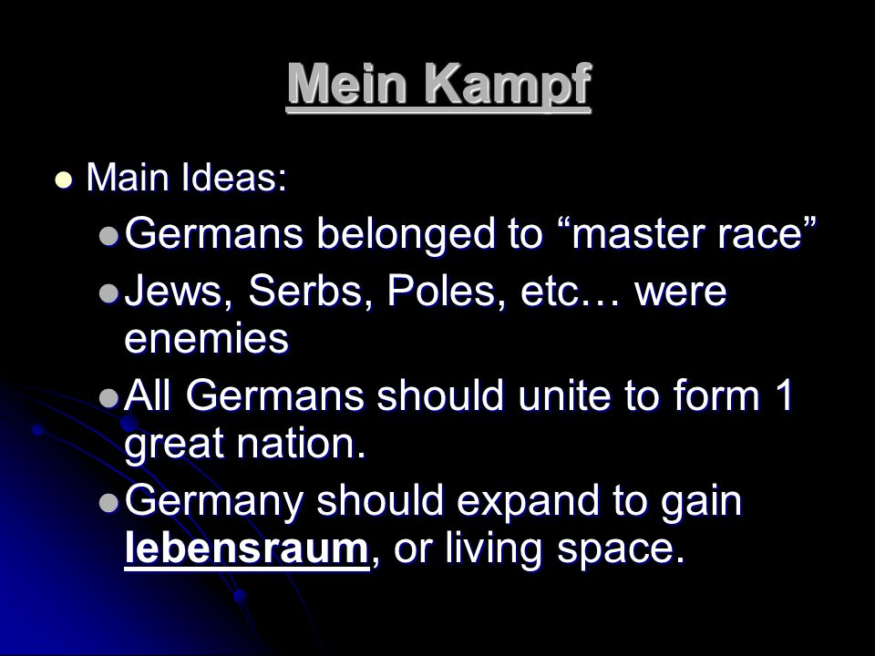 The Nazi Party Nazi membership increased to 1 million.