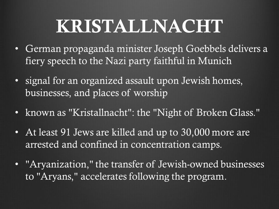 Word Study Fuhrer: father in German Anti Sematic: anti Jewish material, spreads hatred of the Jewish people Hostels: housing for students at schools.