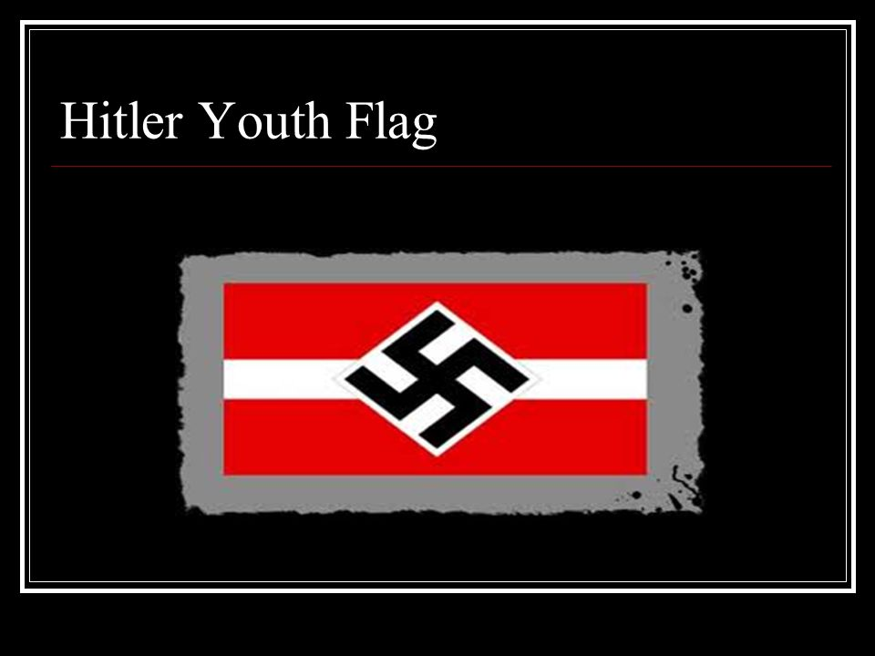 Hitler Youth Flag