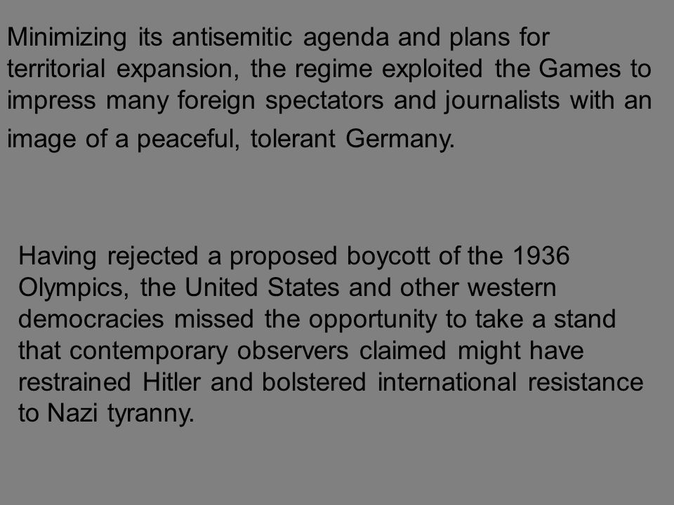 The pause in the Germany s anti-Jewish campaign was brief.