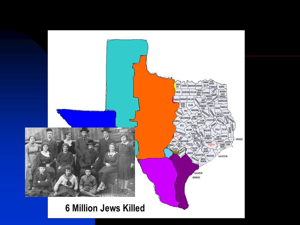 11 million 5 Million Undesirables Killed