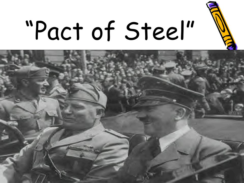 """Pact of Steel"""