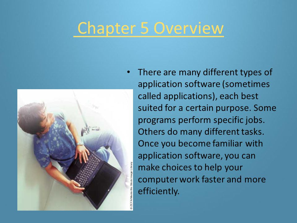Chapter Review 3.Why is it important to uninstall a program you no longer use.