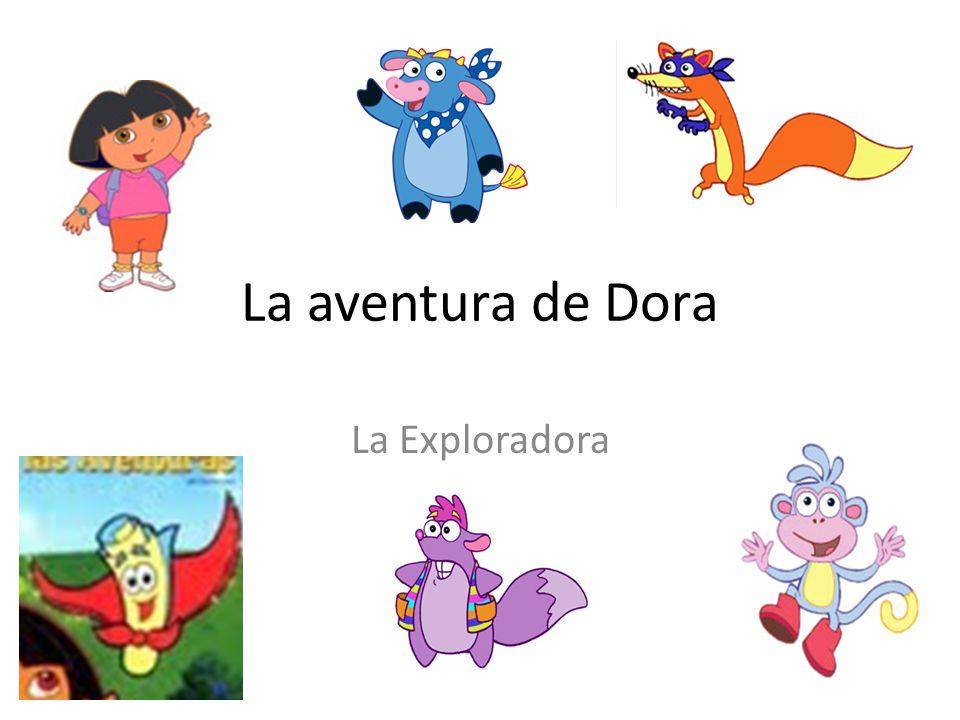 La aventura de Dora La Exploradora